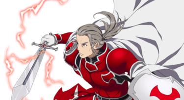 【絶対防御】ヒースクリフ 無属性 盾剣 評価