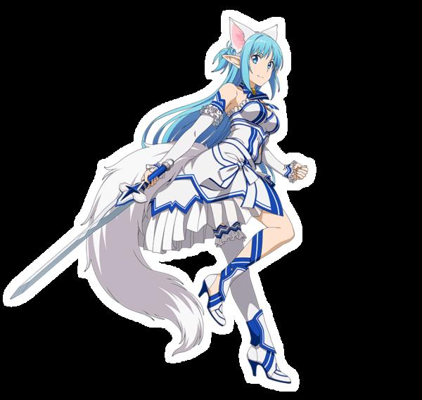 [コードレジスタ]【流麗なる白猫】 アスナ 評価