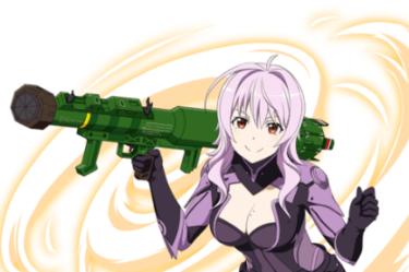 【戦場に立つMHCP】ストレア 無属性 自動銃 評価