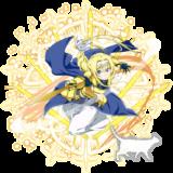 【誇りの剣戟】アリス 土 片手剣