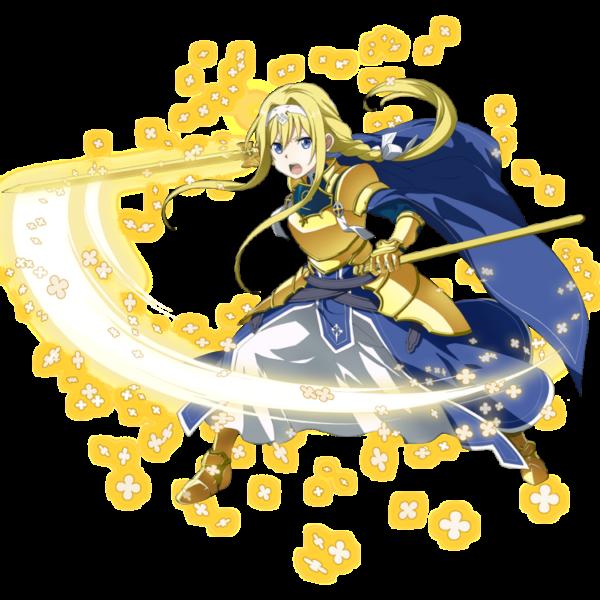 [メモデフ]【黄金の騎士】アリス 土 片手剣 評価