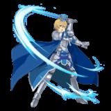 【命を咲かせる青薔薇】ユージオ 水 片手剣