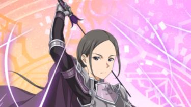 【無音の整合騎士】シェータ 闇 細剣 評価