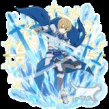 【信頼の剣戟】ユージオ 水 片手剣