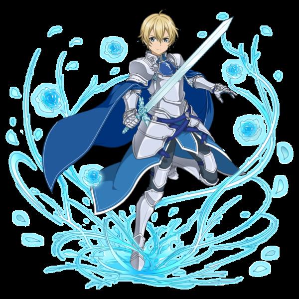 [メモデフ]【青銀の騎士】ユージオ 評価