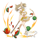 【トロピカルフルーツ】シリカ 聖 短剣