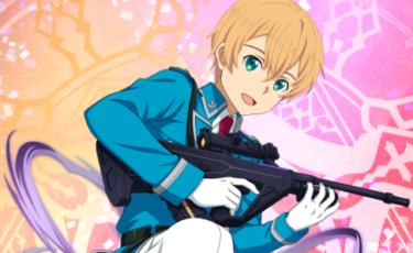 【荒野に立つ誠実な銃士】ユージオ 闇 自動銃 評価