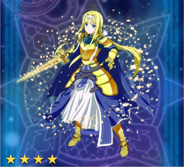 [メモデフ]【整合騎士】アリス 評価