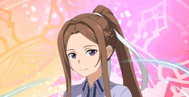 【想いを馳せる先輩】ソルティリーナ 水 片手剣 評価