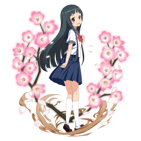 [メモデフ]【桜の頃の愛娘】ユイ 評価