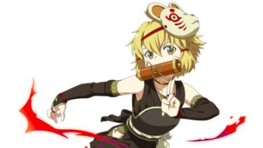 【召喚忍術】アルゴ 火 槍 評価