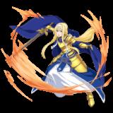 【大地を穿つ金木犀】アリス 土 片手剣