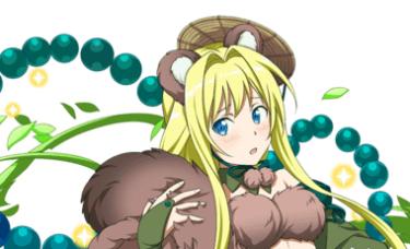【恥じらいの狸娘】アリス 片手剣 風属性 評価