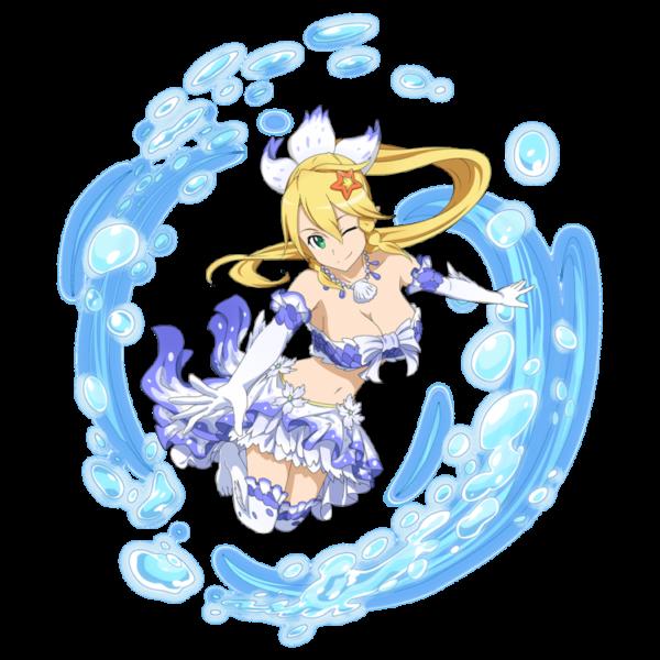 [メモデフ]【泡沫の想い】リーファ 評価