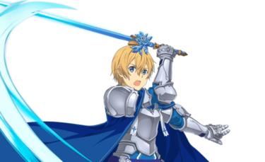 【命を咲かせる青薔薇】ユージオ 水 片手剣 評価